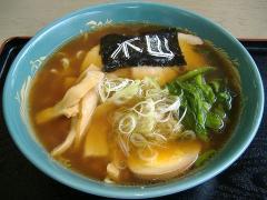 レストラン米山・醤油ラーメン