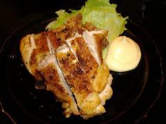 さくら・地鶏カレー焼き
