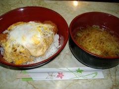 ロン・チキンカツ丼
