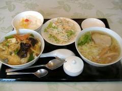 朱夏・飲茶 中華丼セット1
