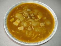 三金食堂・カレー中華3