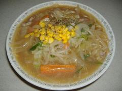 三金食堂・味噌ラーメン5