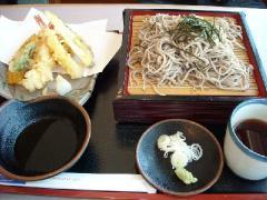レストラン・天ぷらそば