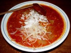 どっぽ本町店・坦々麺(激辛)2