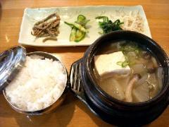 酒幕・牛肉スープset