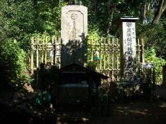 近藤勇の墓2