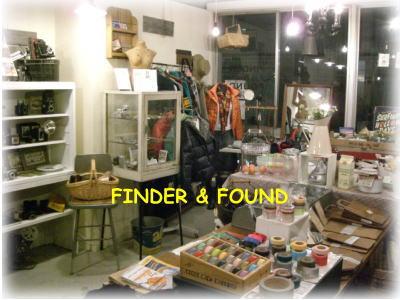 finderandfoundさん の店内