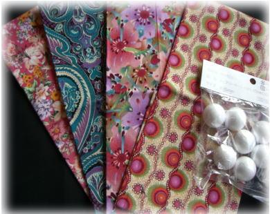 正月用の布