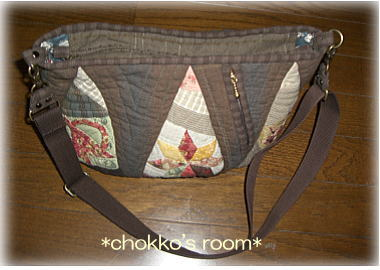 パターンのバッグ.1