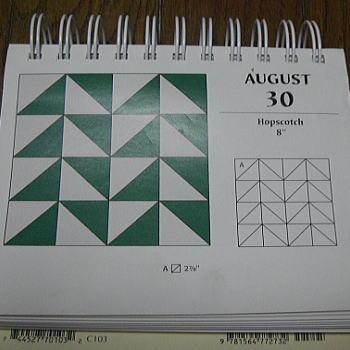 8月30日のパターン