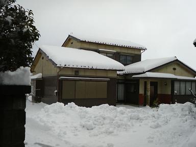 2010年1月1日雪1