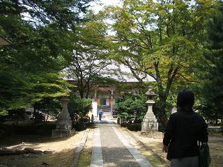 国上寺全景