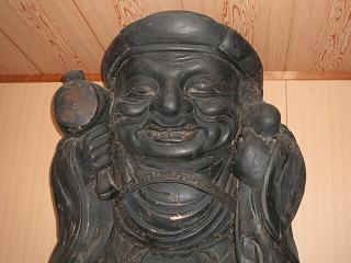 関野神社大黒天