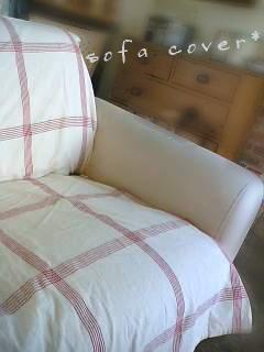 sofa cover*