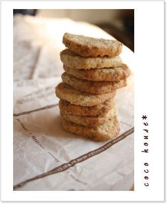 ミルクティクッキー*