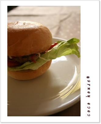 ハンバーガー*