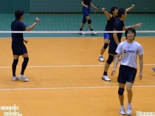 岡本さん喜びすぎ。笑