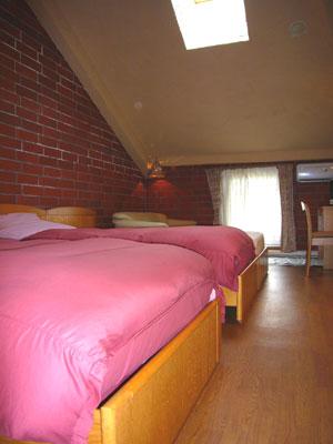 赤煉瓦のお部屋
