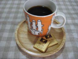ニョロニョロマグでコーヒーtime
