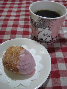 エンゼルエッグとコーヒー