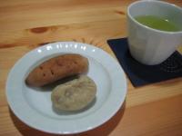 手づくり和菓子でお茶の時間
