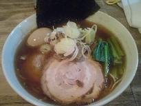 hanabi醤油ラーメン