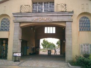 ソレイユ入口