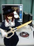 ギタリスト瑠理科姫