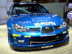 スバル【IMPREZA WRC 2006 Prototype】