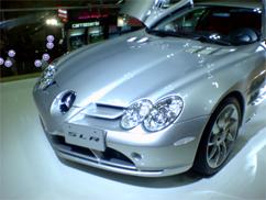 ダイムラー・クライスラー【メルセデス・ベンツ SLR マクラーレン】