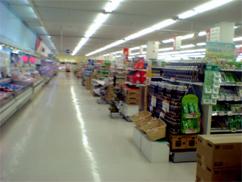 地元スーパー