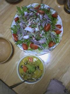 20051108●晩ご飯
