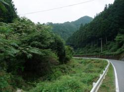 山道、パねぇっす。ここホント東京の近く!?
