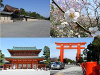 京都御所・平安神宮