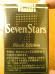 黒いセブンスター2