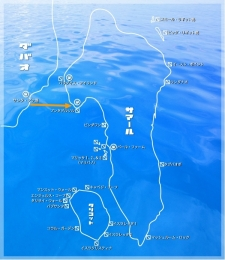 -nite kayak map l