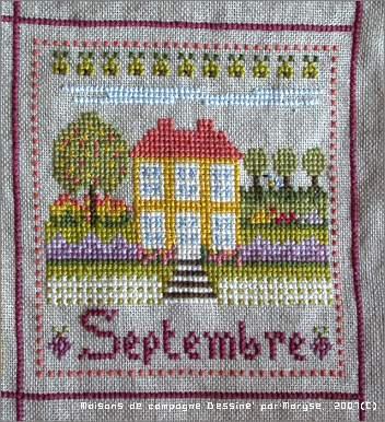 9月のお家