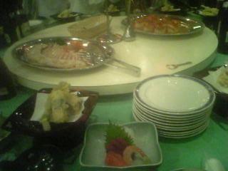 お食事です~