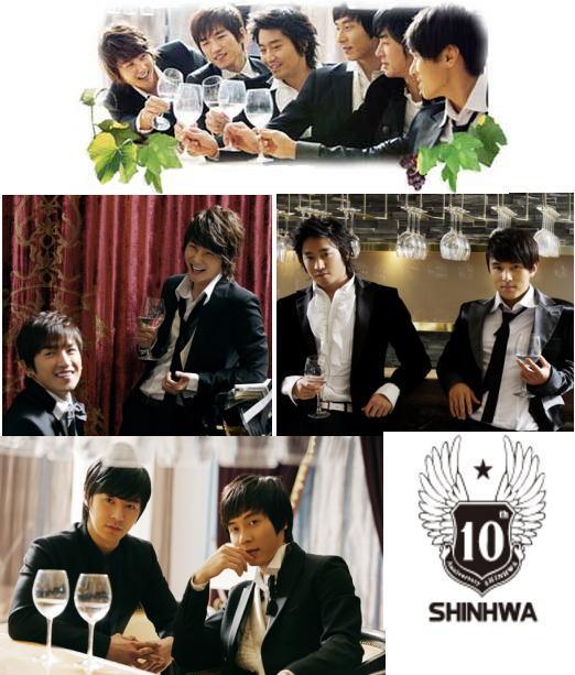 SHINHWA 10th Anniversary