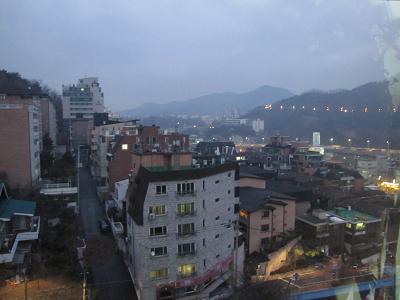 12月韓国旅行