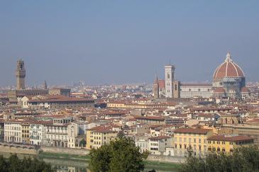 フィレンツェ市街