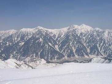 アルペンルート 大観峰