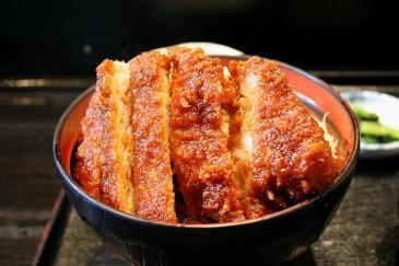 明治亭 ソースかつ丼