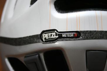 PETZL METEOR Ⅲ ロゴ