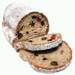 【クリスマスにぴったりのパン!】フルーツブレッド