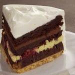 Yahoo!JAPANと果子乃季がみんなの声で開発したオリジナルケーキ!純白のガトーショコラ
