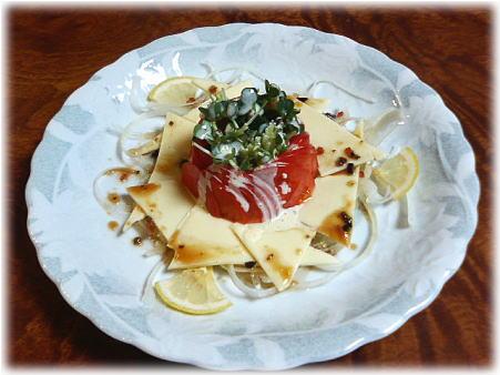 トマトサラダ16