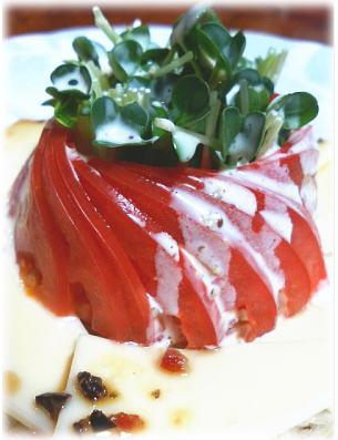 トマトサラダ03