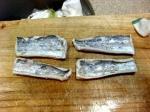 太刀魚サラダ8