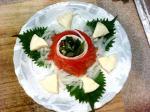 夏野菜〆アジ28